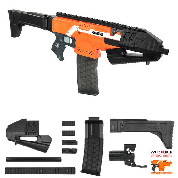 Worker MOD F10555 SAF-200 Rifle Imitation Kit 3D Printing