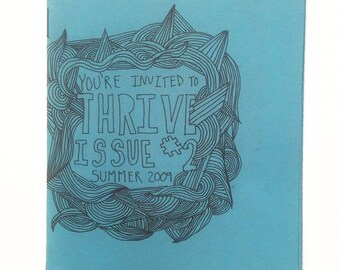 Thrive Zine Issue 2