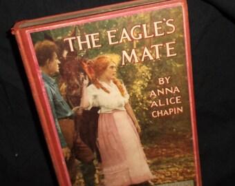 1914 Eagle's Mate Book Photo Drama Edition