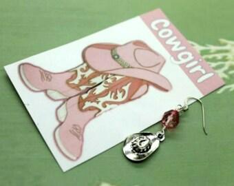 Cowgirl Charm Earrings
