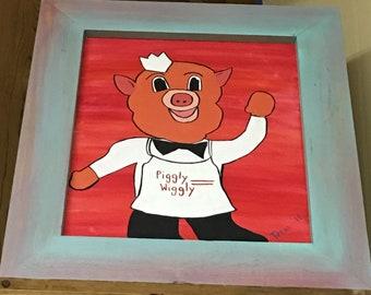 Piggly Wiggly Pop Art