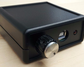 Hand Made Audiophile Grade USB Sound Card with Powerful Buffered Headphone Output