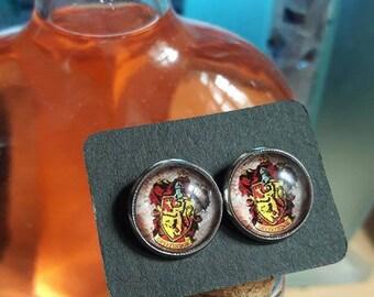 Earrings HP houses