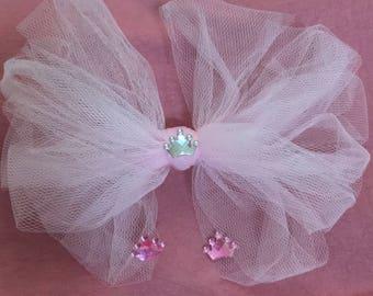 SALE: 2 for 3.99 Fairy Princess Bow