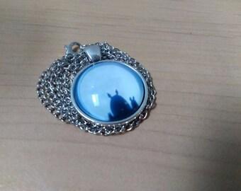 Totoro necklace - My neighbor totoro
