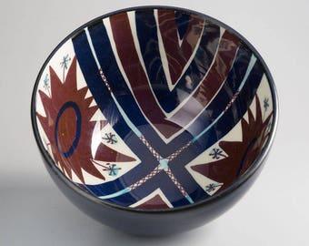 Royal Copenhagen / Aluminia - TENERA - Marianne Johnson - Small bowl