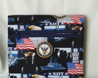 US Navy Wheelchair Small Armrest Bag