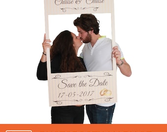 Photobooth Frame wedding