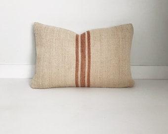 Pillow Cover, Textile, Ethnic,Handwoven, Boho Pillow