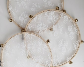 Lace Tambourines