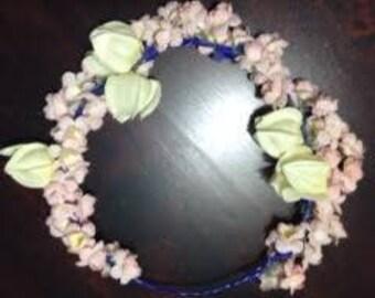 Simple, Beautiful Flower Crown