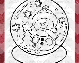 Christmas SVGs - Christmas svg files - Snowman svgs - Snowman svg files - Christmas cut files - Snowman cut files - cricut svgs - cameo svgs