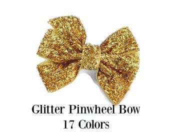 Glitter Hair Bows, Baby Hair Bows, Hair Bows for Girls, Hair Bows, Toddler Hair Bows, Hairbows, Girls Hair Bows, Baby Girl Hair Bows, Bows
