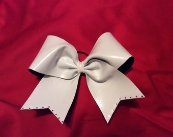 Bling Autograph cheer bow