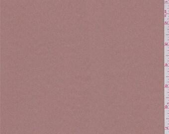 Dark Blush Beige Sueded Charmeuse, Fabric By The Yard
