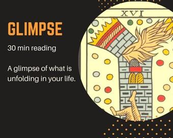 Glimpse Tarot Reading