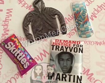 Trayvon set