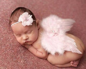 Baby Wings, Newborn Wings, Newborn Pictures, Photo Props, angel wings