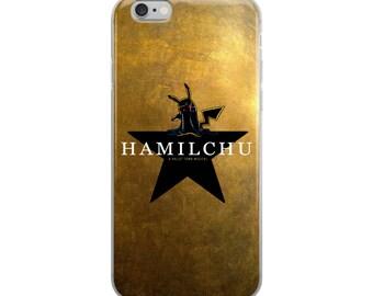 Hamilchu: A Digital Musical - iPhone Case