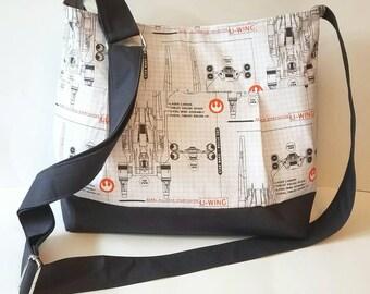 I heart Star Wars Rogue One Diaper Bag