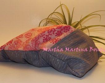 Ahhh-Maize-ing Corn Comfort Sak Multi Size Wrap 'Soothing' Pink, Gray, Floral, Microwave Corn Bag