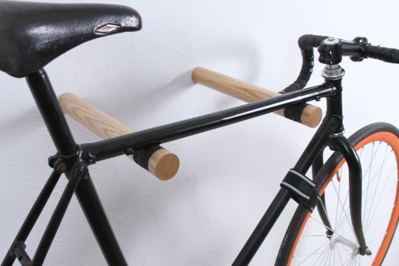 Copenhagen wall mount bike rack for bike storage / bike