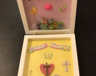 Shadow Boxes for Easter
