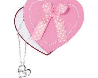 Open Your Heart Necklace - Gift Boxed