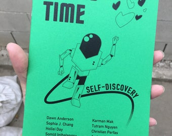 Story Time Zine - The Self-Discovery Issue