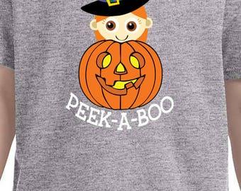 Halloween witch with a pumpkin shirt, halloween shirt, jack o lantern with a witch
