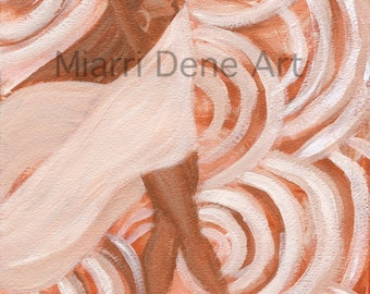 Against the wind, african american woman, black art, african american art print by Miarri Dene