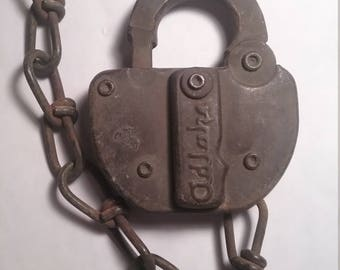 Adlake Railroad Switch Lock used on D&RGW RR