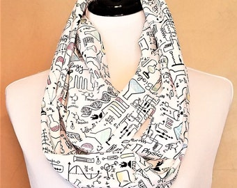 It's Not You, It's Biology Infinity Scarf