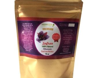 Saffron Aromazul Morocco