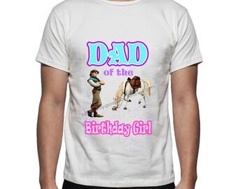 Beliebte Artikel Fur Rapunzel Dad Shirt