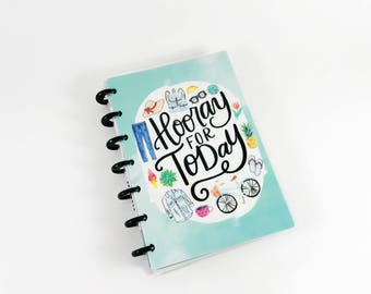 NEW! Create 365 12 Month Undated Happy Planner 4.62in x 7 in / 2017 Planner / Me and My Big Ideas / Hello Beautiful / Bullet Journal / Perso