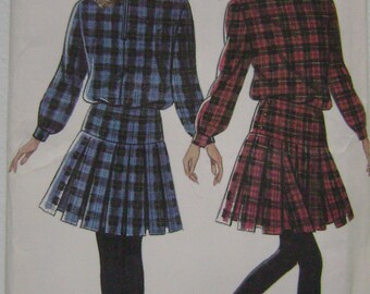 VINTAGE New Look 6002 Misses' Dress