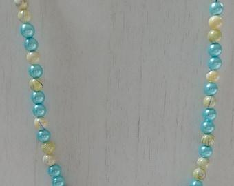 Springtime Swirls Necklace