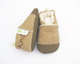 Classic Vegan Farm House Loafers / Non-Slip Soft Sole Baby Shoes / Made to Order / Babies Toddler Preschool
