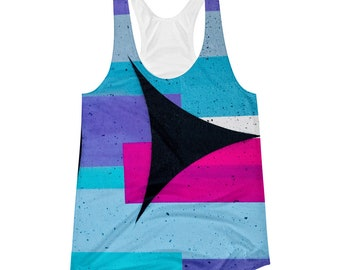 Play Women's Racerback Tank