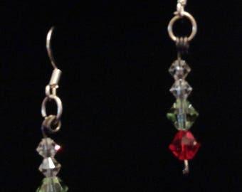 Dangle Drop and Beaded Earrings