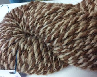 100% Handspun All Natural Alpaca Yarn