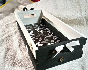 Organizer boxes for the bathroom, room, studio or any environment in your home or office. Nice and practical detail for every occasion