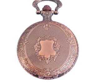 Pocket watch, Clock