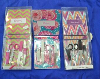 Personalized Manicure Kit