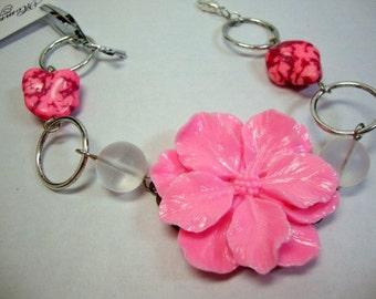 Pretty in Pink Bracelet