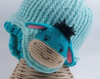 Crochet hat, hat, crochet hat for kids