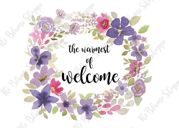 The Warmest Of Welcome