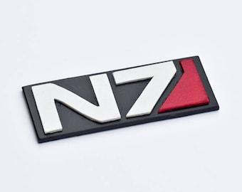 N7 Fridge Magnet