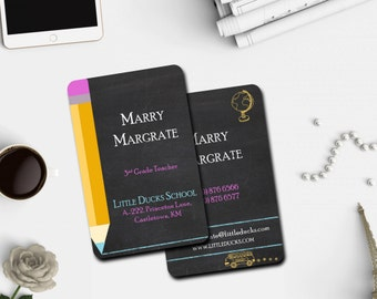 Business Card Design, Custom Business Card